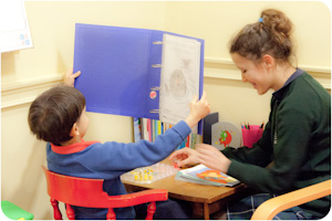 Activities for children - picture